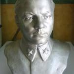Бюст Ворошилова 1930г