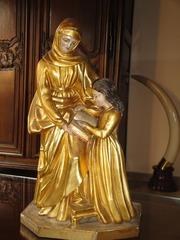 Статуя Св. Анны