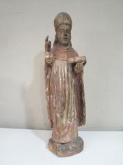 Статуя каталонский Св.Besboa